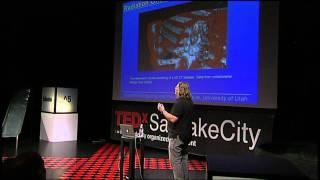 Visualizing large data sets: Chris Johnson at TEDxSaltLakeCity