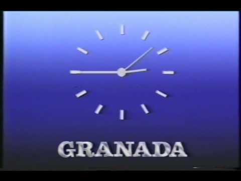 ITV Granada Closedown (January 1988)