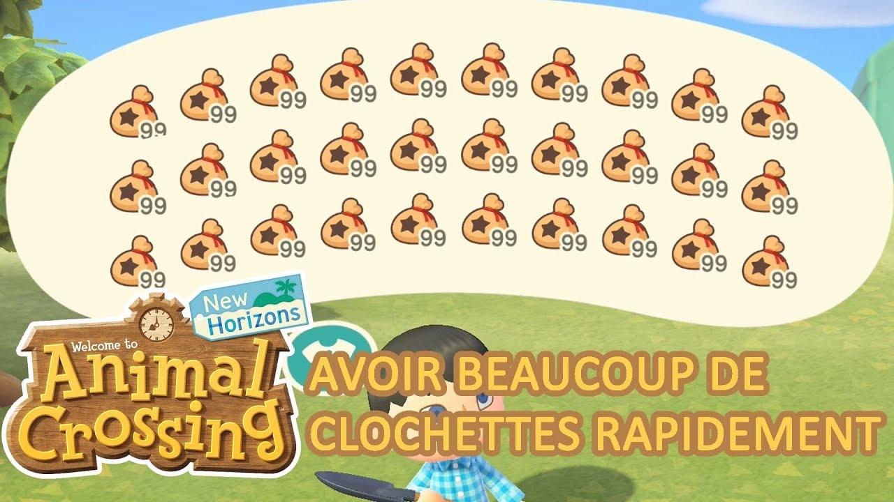 Comment Avoir Des Clochettes Dans Animal Crossing New Horizon