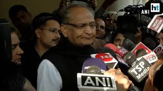 Rajasthan Election Results 2018: Congress will form govt in Rajasthan says Ashok Gehlot