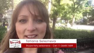 Agente TATI007  @lonelighthouse en NASH OGONIOK con Lilya Barinova y Nonna Fomina - 15 de Abril 03