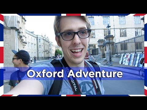 Oxford Adventure with Gunnarolla | Evan Edinger Travel