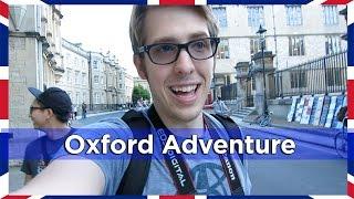 Oxford Adventure with Gunnarolla | Evan Edinger Travel