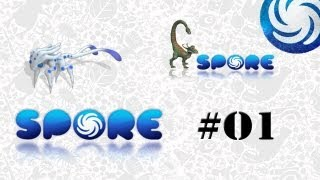SPORE (Human Evolution)- Ep #01 The Cell Stage