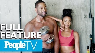 He's Sexiest When: Gabrielle Union On Dwyane Wade, Vanessa On Nick Lachey & More Couples | PeopleTV