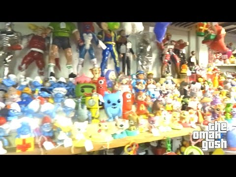 FLEA MARKET Toys!