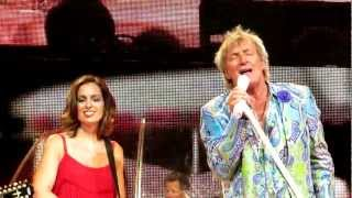 Rod Stewart, Maggie May, Pittsburgh, July 28, 2012