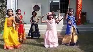 Navratri Celebration/Theam  Garba Dance