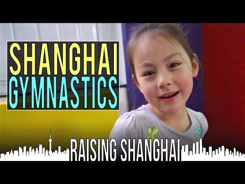 SHANGHAI GYMNASTICS | RAISING SHANGHAI