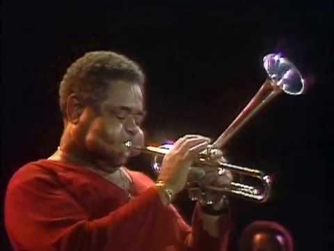 Dizzy Gillespie:  Unicorn - live