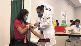 GLOBALink | Experts highlight importance of Chinese vaccine against COVID-19 in Brazil