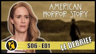 American Horror Story : tout sur la saison 6 ! [SPOILERS] - Allociné