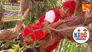 Gogi Stranded On A Tree | Tapu Sena Special | Taarak Mehta Ka Ooltah Chashmah