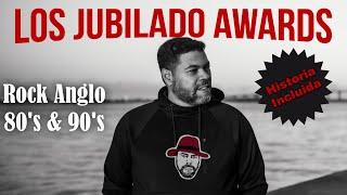 EL CHOMBO PRESENTA : LOS JUBILADO AWARDS 2 (Versión Rock Anglo Clásicos)