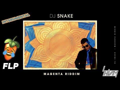 Magenta Riddim (Full Remake)   FLP & Mp3 (Instrumental) Free DL