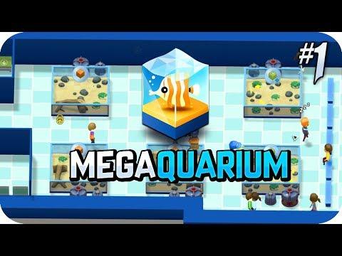 Megaquarium #1 Ultimate Fish Tycoon