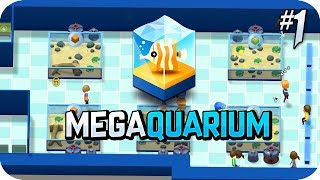 Megaquarium #1 Ultimate Fish Tycoon