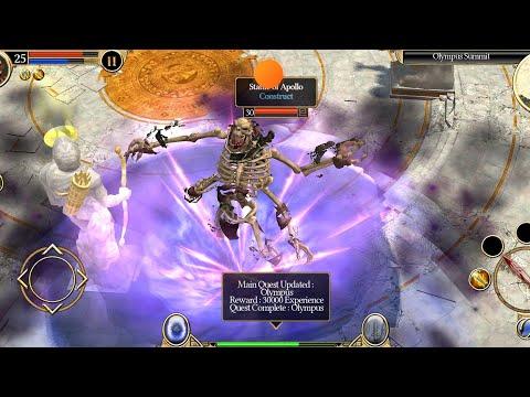 Mobile Titan quest: OLYMPUS |TITAN| 👻 |