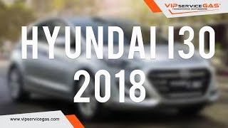 Гбо на Hyundai i30 1.6 NEW 2018. Газ на Хюндай И30. ГБО Landi Renzo Italy смотреть