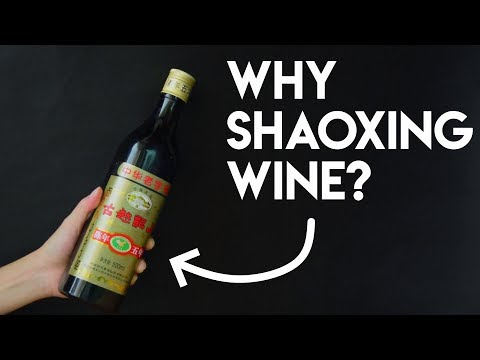 What is Shaoxing Wine, and why's it in almost every Chinese recipe?