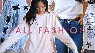 HUGE Fall Fashion Haul!   Topshop, Stylenanda, Romwe, Shein & More