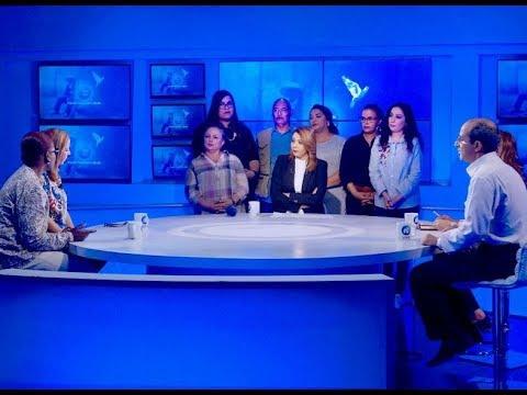 على خلفية المساعي لغلق نسمة : عشرات الصحفيينٍ يتهافتون على مقر القناة تعبيرا عن تضامنهم