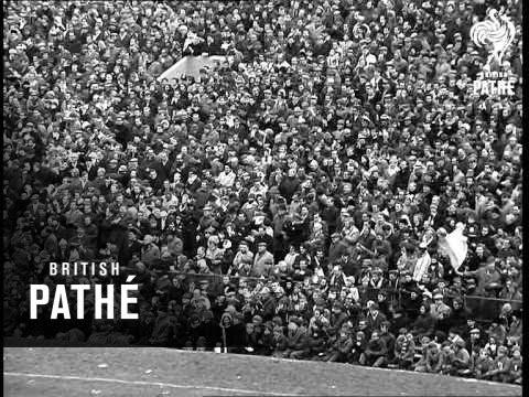 England V Ireland 1970