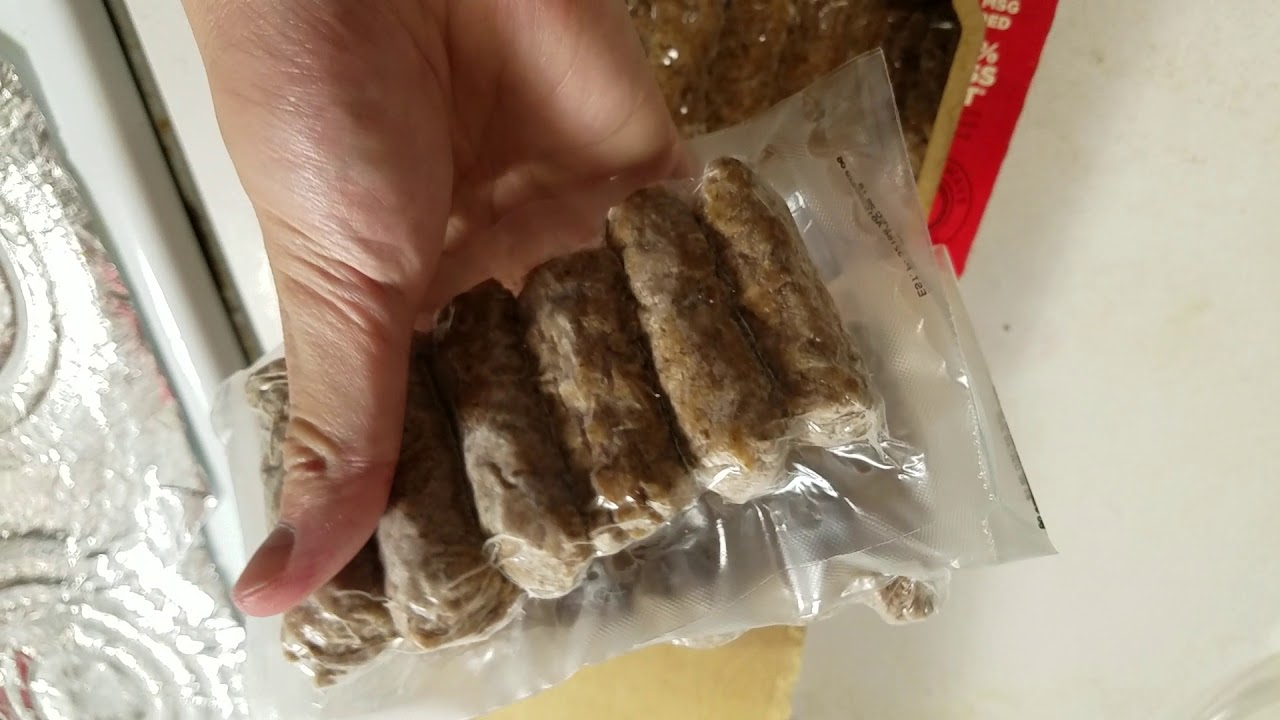 Jimmy Dean Fully Cooked Turkey Sausage