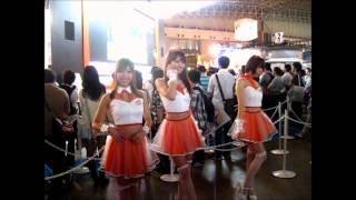 東京ゲームショウ2012 音楽: アインシュテュルツェンデ・ノイバウテン.