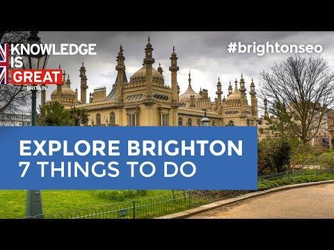 Explore Brighton - 7 Things To Do, From BrightonSEO