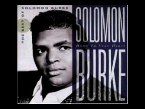 solomon burkes: got to get you off my mind