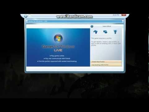 Batman Arkham City - Windows Live profile bypass and offline, NO CD KEY!