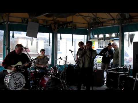 Dry White Toast Blues Band ~ Railroad Song @ Paradise Bar Pensacola Beach FL