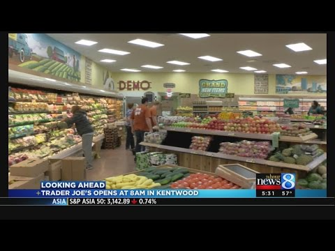 Trader Joe's opens Friday in Kentwood