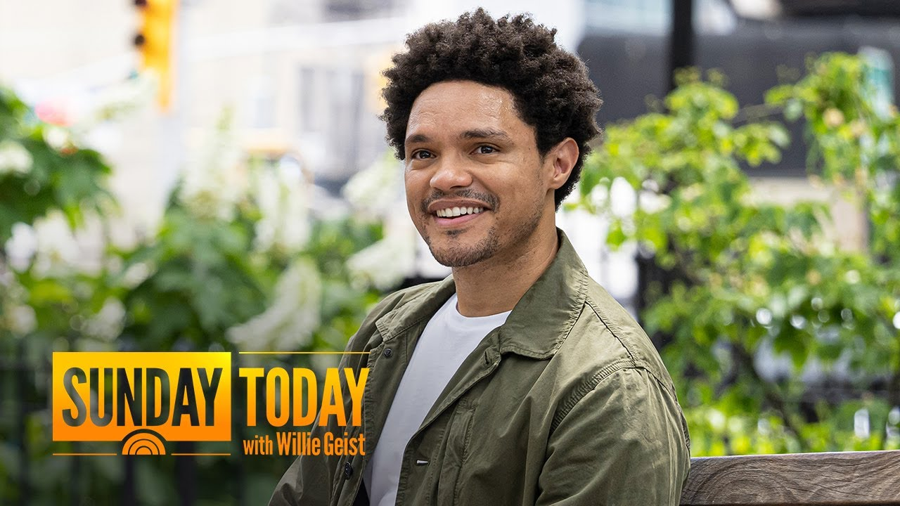 Download Trevor Noah On How 'The Daily Show' Keeps People Laughing When The World Isn't Funny