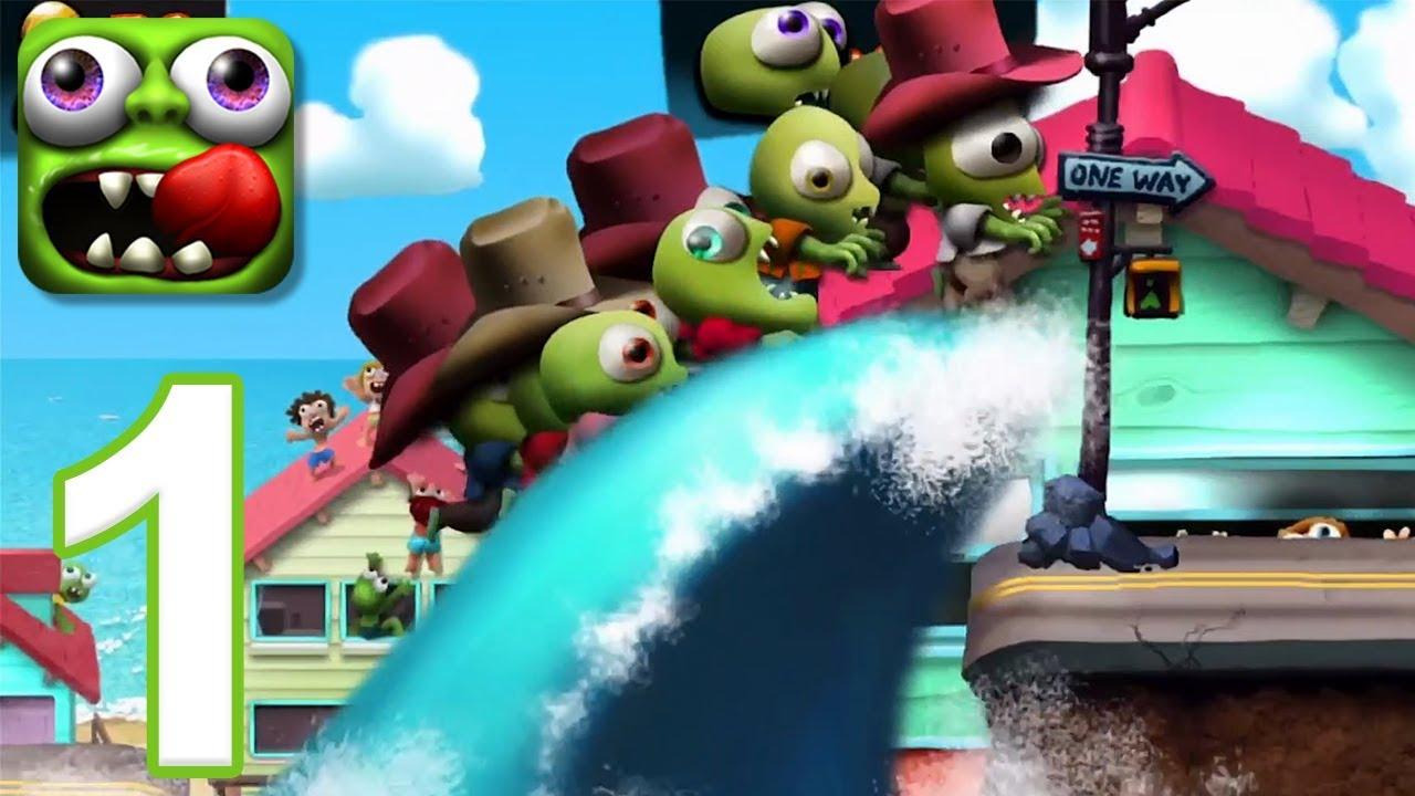Scarica zombie tsunami da