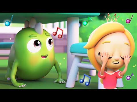Песенки детям Сина и Ло. Прятки для малышей. Музыкальные мультики
