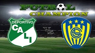 Deportivo Cali vs Deportivo Pasto full match