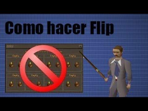COMO HACER FLIPPING EN OSRS + 1 HORA DE FLIP   FerminOldSchoolRs