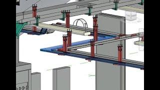 Проектирование кабеленесущих систем в Autodesk Revit , как часть создания BIM-модели объекта