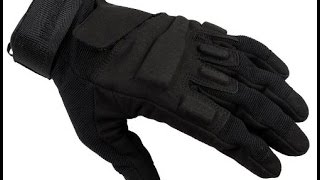 SEIBERTRON TACTICAL GLOVE PRODUCT REVIEW