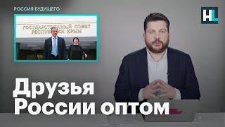 Леонид Волков о «международных экспертах», наблюдавших за голосованием по поправкам в Конституцию