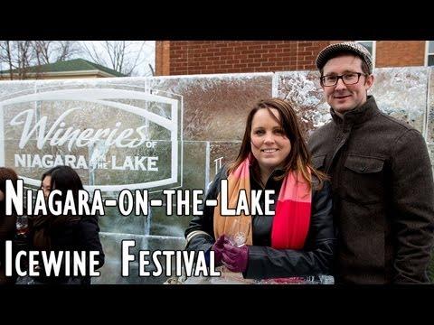 Niagara-on-the-Lake Icewine Festival 2013