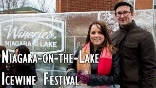 Niagara-on-the-Lake Icewine Festival 2013