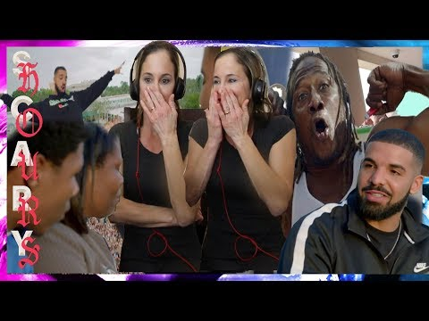 MOM REACTS TO DRAKE - GODS PLAN (OFFICIAL MUSIC VIDEO) *EMOTIONAL* | @DRAKE thumbnail