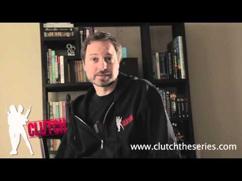 Jonathan Robbins on Clutch   Raindance Web Fest 2013
