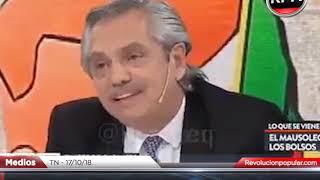 *EN LLAMAS* Alberto Fernández le canta las 40 a Bonelli y Alfano: