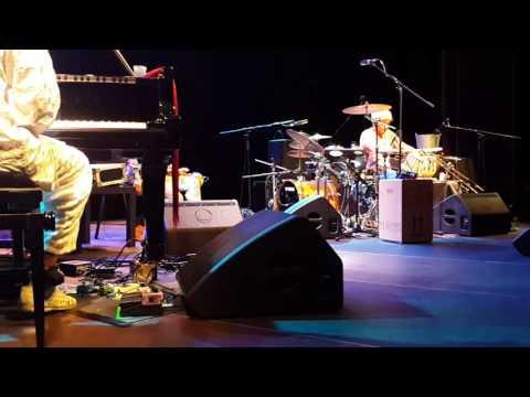 Trilok Gurtu, Paolo Fresu & Omar Sosa at Get Closer Festival, Budapest.2016.04.23 (excerpt 1/3)