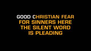 Crystal Gale - What Child Is This? (Karaoke)