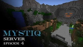 MystiQ Minecraft Server - Ep.4 - Temple of Killjoy II